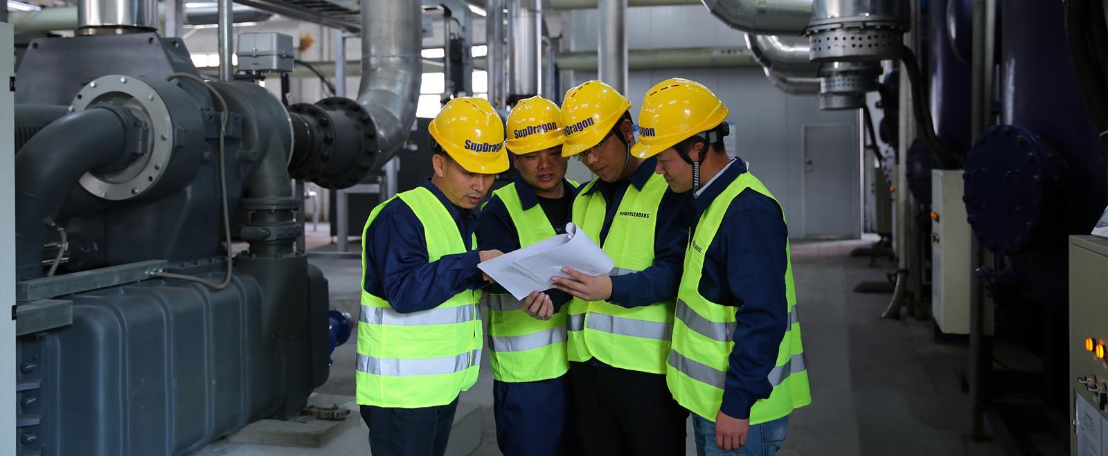 节能空压机-空压机升级改造-空压机合同能源管理